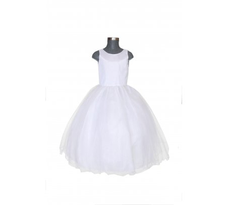 Vestido de Niña Modelo Elizabeth sin fajo