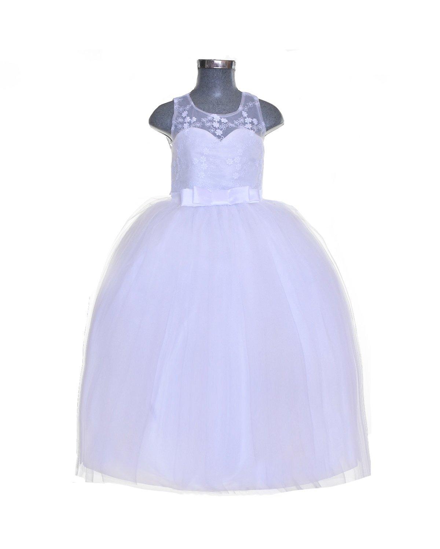 Vestido de Niña Modelo Victoria