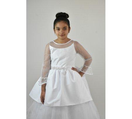 Vestido Primera Comunión Modelo Luisa