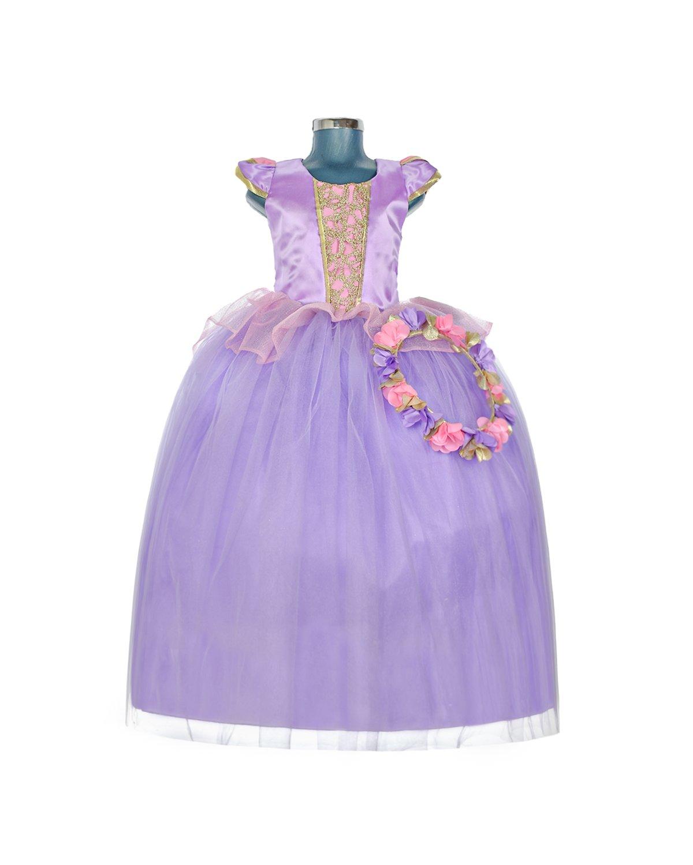 vestido niña princesa zell