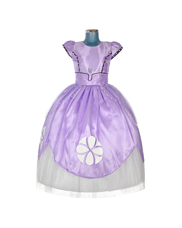 Girl Dress Model Princess Sofi
