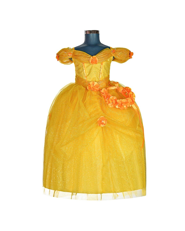 Cute Princess Model Girl Dress